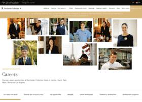 careers.dorchestercollection.com