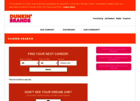 careers.dunkinbrands.com