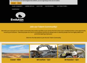 careers.evolutionmining.com.au