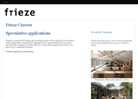 careers.frieze.com