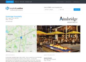 careers.interstatehotels.com