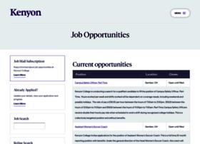 careers.kenyon.edu