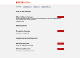 careers.kotisdesign.com