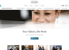 careers.ldschurch.org