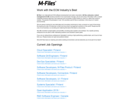 careers.m-files.com