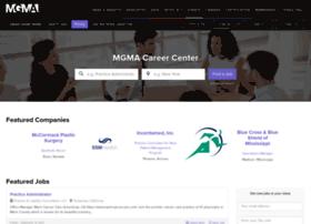 careers.mgma.com