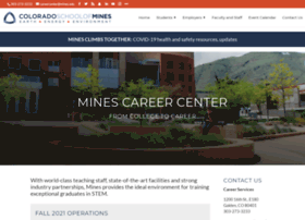 careers.mines.edu