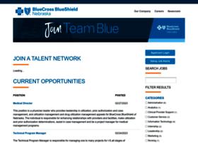 careers.nebraskablue.com
