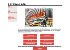 careers.newschool.edu