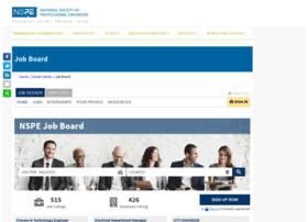 careers.nspe.org