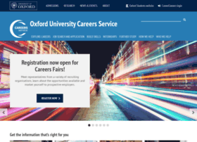 careers.ox.ac.uk