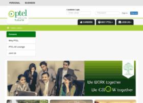 careers.ptcl.com.pk