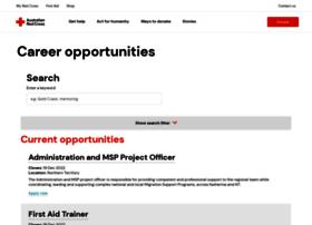 careers.redcross.org.au