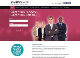 careers.staffingnow.com