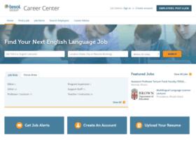 careers.tesol.org