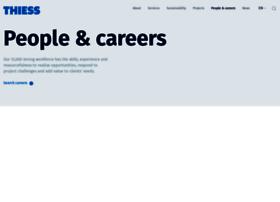 careers.thiess.com.au