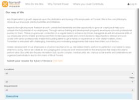careers.torrentpower.com