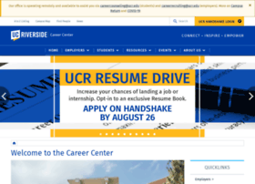 careers.ucr.edu