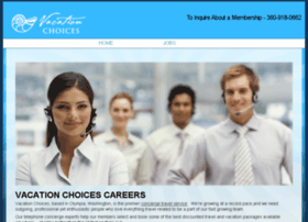 careers.vacationchoices.com