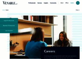 careers.venable.com