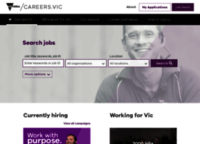 careers.vic.gov.au