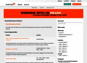 careers.worldvision.com.au