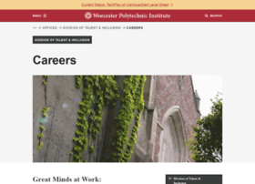 careers.wpi.edu