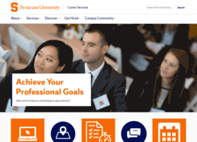 careerservices.syr.edu