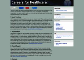 careersforhealthcare.com