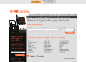 careersinlogistics.co.uk