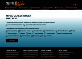 careersinmusic.com