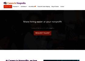 careersinnonprofits.com