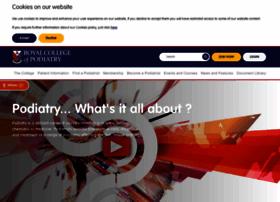 careersinpodiatry.com