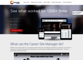 careersitemanager.com