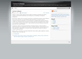 careerslebanon.wordpress.com