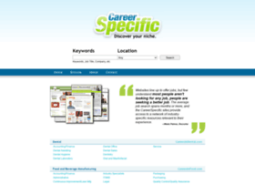 careerspecific.com