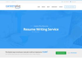 careersplusresumes.com