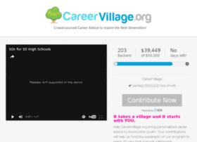 careervillage.tilt.com
