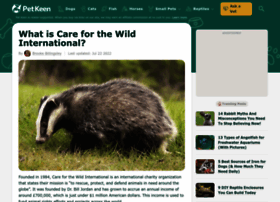 careforthewild.com