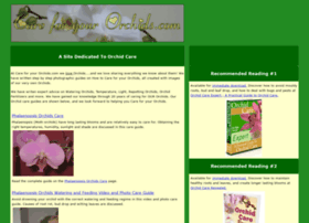 careforyourorchids.com