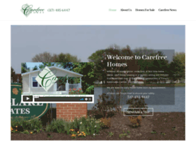 carefreehomes.net