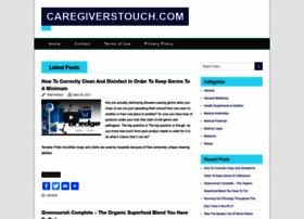 caregiverstouch.com