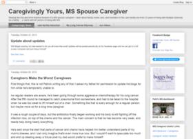 caregivinglyyours.blogspot.ca