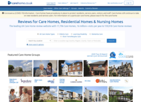 carehomes.co.uk