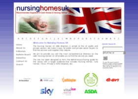 carehomesandnursinghomes.co.uk