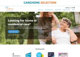carehomeselection.co.uk