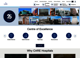 carehospitals.com