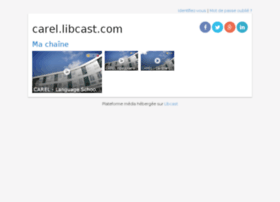 carel.libcast.com
