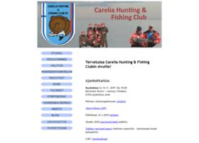 careliahunting.fi