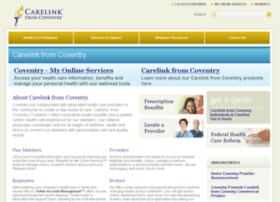 carelinkcoventryhpn.coventryhealthcare.com